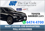 The Car Cycle Pte Ltd