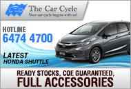 The Car Cycle