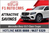 F1 Auto Cars Pte Ltd