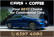 Cars & Coffee Singapore