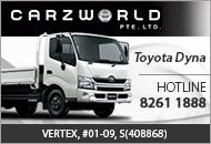 Carz World Pte Ltd