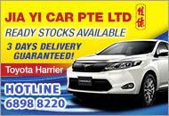 Jia Yi Car Pte Ltd
