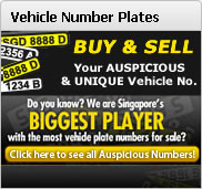 Vehicle Number Plates Services