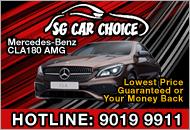 SG Car Choice