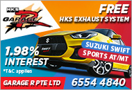Garage R Pte Ltd