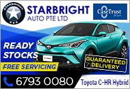 StarBright Auto