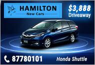 Hamilton Autobahn Pte Ltd
