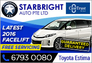 StarBright Auto Pte Ltd