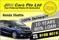JDM Cars Pte Ltd