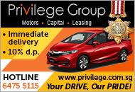 Privilege Motors Pte Ltd