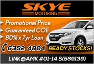 Skye Motoring